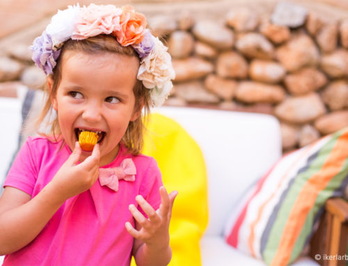 Fotografía infantil y de familia al aire libre