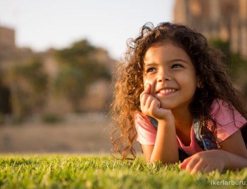 Fotografía infantil: una tarde divertida en Palma