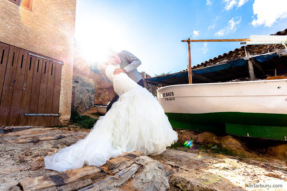 Fotógrafo de bodas en Mallorca