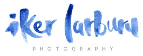 Iker Larburu Photography Logo